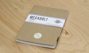 Image of Megabolt Notebook