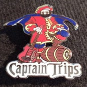 Image of Captain Trips Pin
