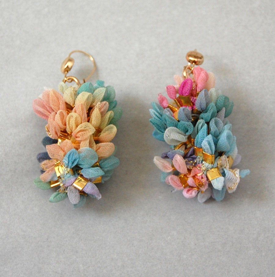 Image of Crimp Earrings