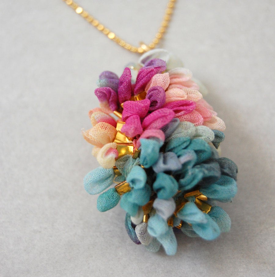 Image of Crimp Necklace