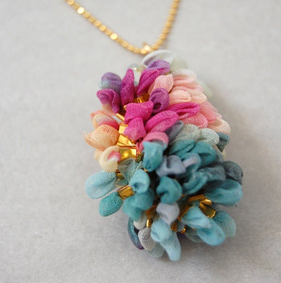 Image of Crimp Necklace