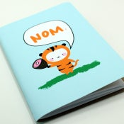 Image of Hungry Tiger Pocket Notebook