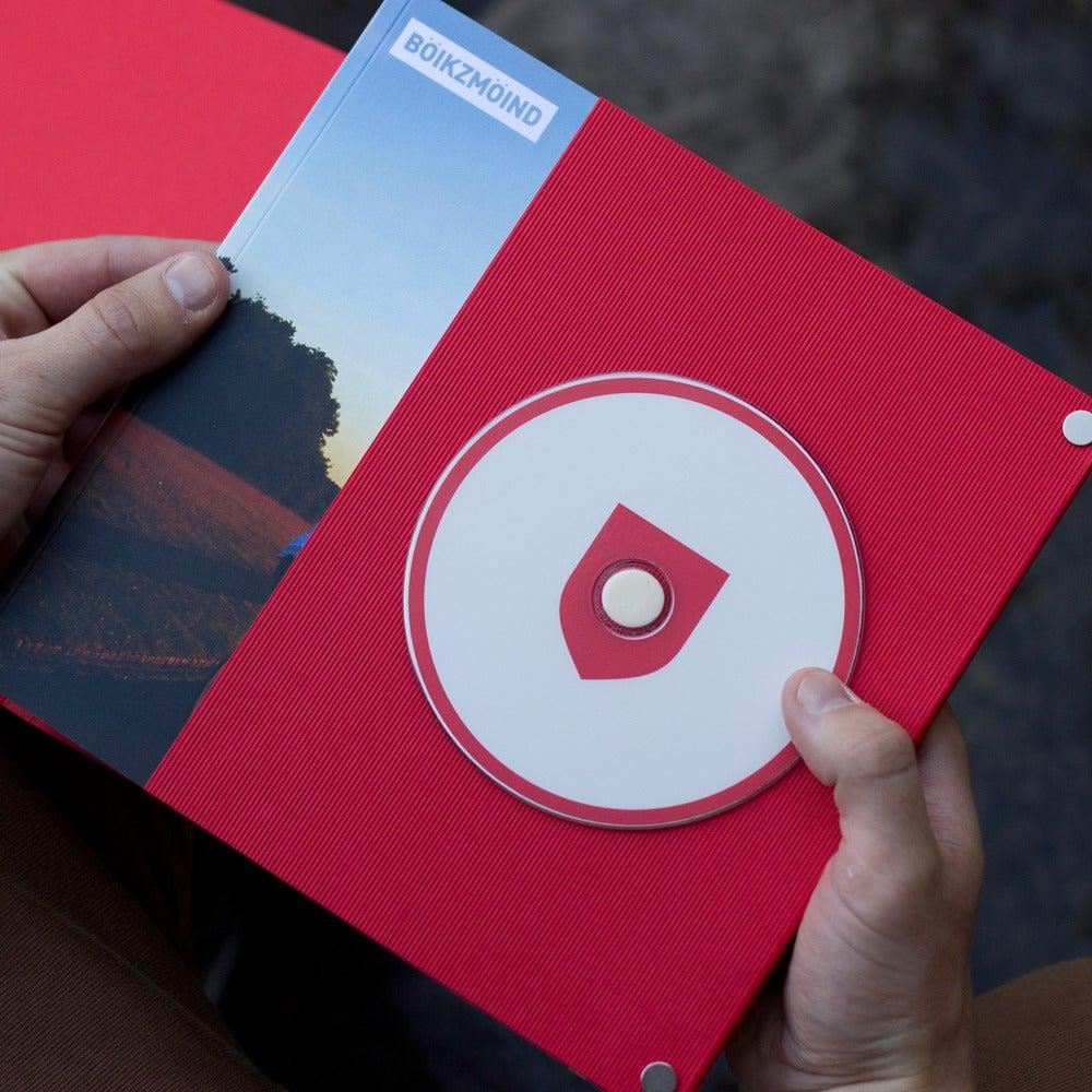Image of BÖIKZMÖIND DVD & Photo book *3RD EDITION RUN*