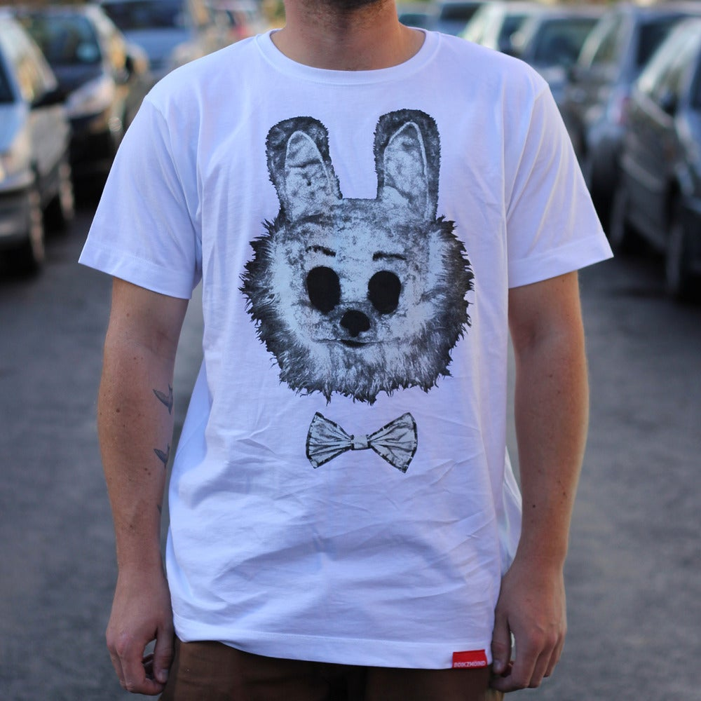 Image of BÖIKZMÖIND Glow-in-the-dark Bunny T-Shirt