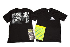 Image of Zeke Tee + Magazine