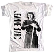 Image of Joan of Arc T-shirt
