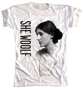 Image of Virginia Woolf T-Shirt