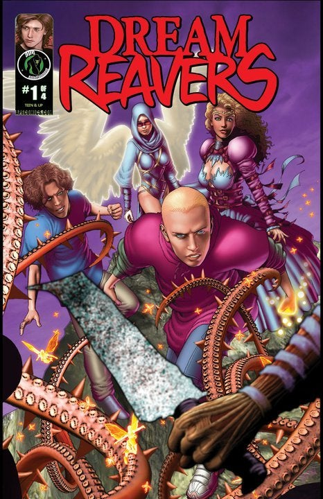 Image of Dream Reavers #1
