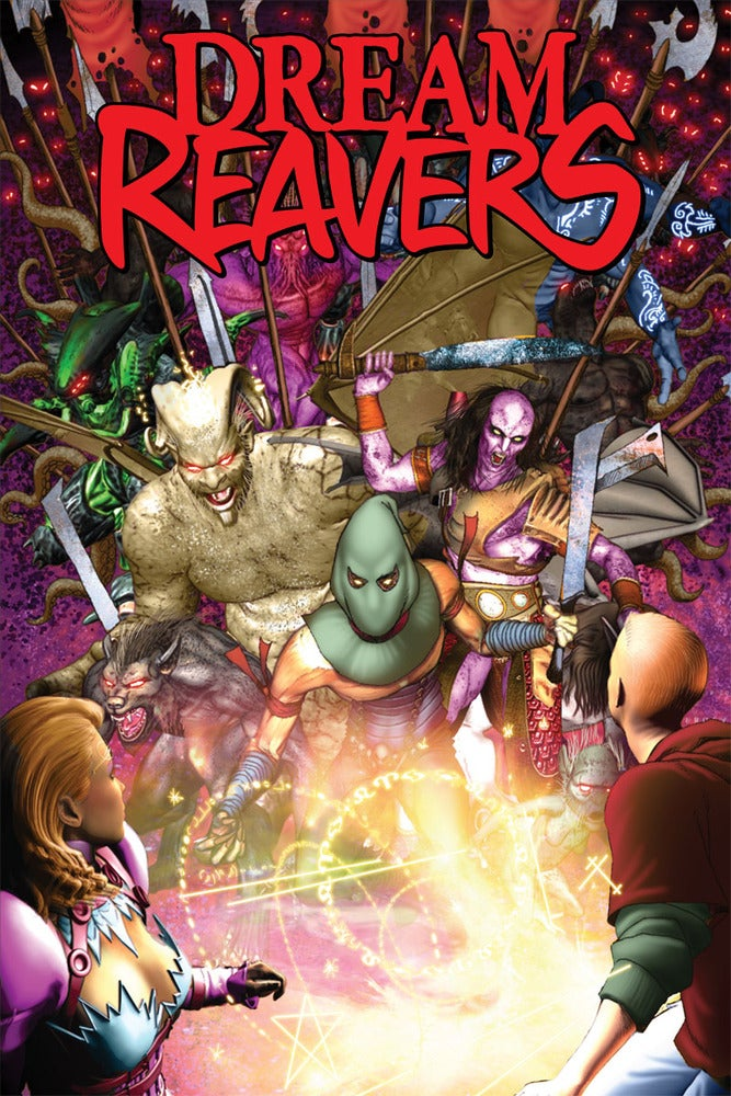 Image of Dream Reavers #2