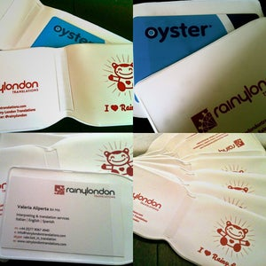 Image of Rainy Oyster Wallet