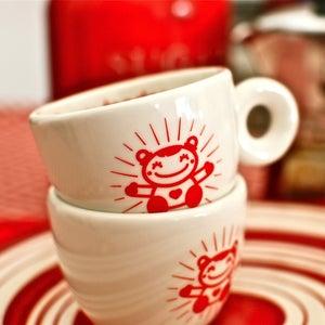 Image of Rainy Espresso Cup