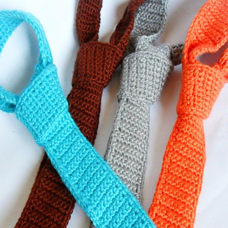 Mukweto ? Crochet Tie