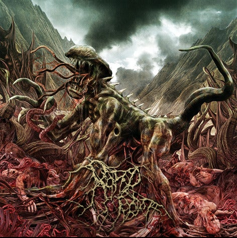 Image of Rotted Rebirth - The Depth Of Cessation
