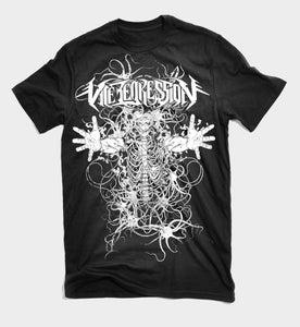 Image of Among the Plague T-Shirt - BLACK
