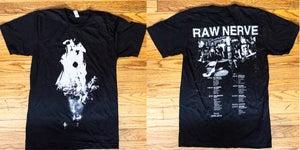 Image of RAW NERVE 2012 TOUR SHIRT