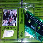 "Image of THE ATLAS MOTH ""ONE AMONGST THE WEED FIELDS"" CASSETTE EP"