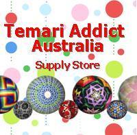 Image of Temari Tools & Display