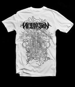 Image of Among the Plague T-Shirt - WHITE