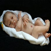 Image of *SOLD* Custom Order Reborn Baby MAY Spot
