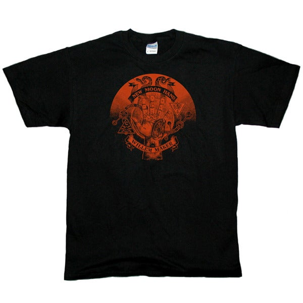 Image of New Moon Hand T-Shirt