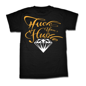 Image of Diamond Tee - Gold/White (2X & 3X IN STOCK)