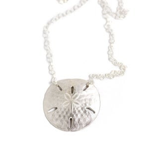 Image of Sand Dollar Necklace