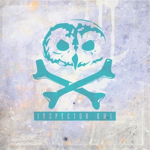 Image of Inspector Owl 180 Gram Vinyl LP Pre-Order (ships in June)