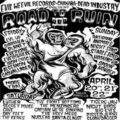 Image of Road To Ruin Festival Friday Only Pass