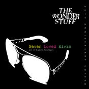 "Image of The Wonder Stuff ""Never Loved Elvis Live"" Limited Edition CD/DVD"