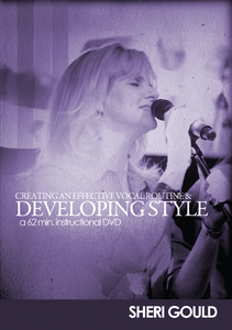 Image of Developing Style & Creating an Effective Vocal Routine
