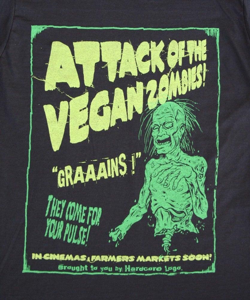Image of Vegan Zombies ! Ladies & Guys T-Shirt.