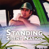 Image of Standing Silent Nation DVD