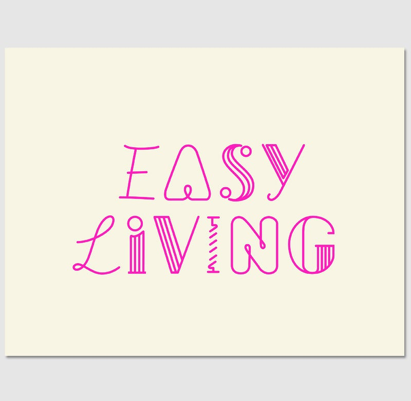 Image of Easy Living