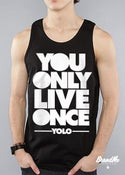 Image of YOLO Tank Top