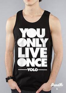 Image of YOLO Tank Top
