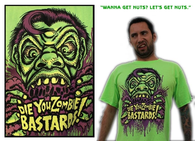 Image of DYZB! T-shirt