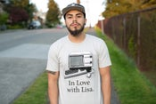 Image of In Love with Lisa (computer tee)