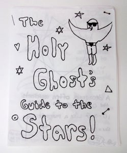 Image of The Holy Ghost's Guide to the Stars!