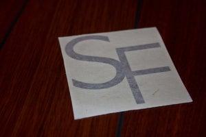 Image of SF Logo Sticker