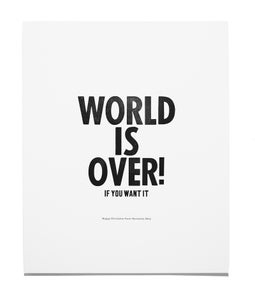 Image of Hermonie Only 'World Is Over' 2011