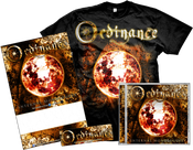 Image of Internal Monologues CD/T-shirt/Poster/Sticker Combo