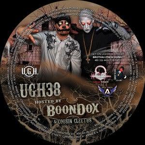 Image of Underground Hustlin Volume 38