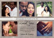 Image of ***NEW*** Wedding/Save the Date/Thank You Card PSD Template