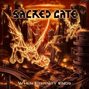 Image of WHEN ETERNITY ENDS (CD-2012)