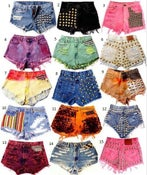 Image of Trendy Summer Shorts 2012