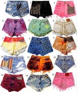 Image of Trendy Summer Shorts 2012