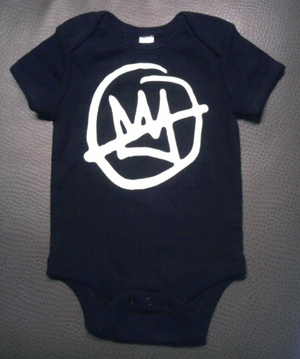 Image of No Kings Baby One-piece
