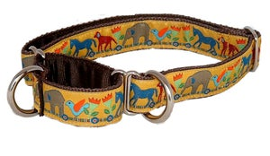 Image of CircusZirkus Martingale Collar in the category  on Uncommon Paws.