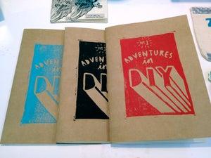Image of Zine: Adventures in DIY #1