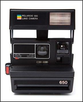 pixel bling polaroid 650. Black Bedroom Furniture Sets. Home Design Ideas